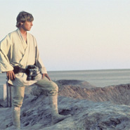 Esquire - Tracking Down The Old Star Wars Sets in Tunisia
