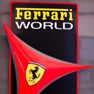 Cathay Pacific magazine - Ferrari World feature